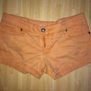 Preloved Kid's Maong Shorts