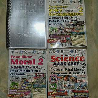 Form 2 Reference And Exercise Books