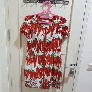 Chili Dress Murah