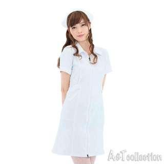 Lo-946 A-ONE - Paralux - 日本性感護士服   來吧!給他一個充滿激情的時刻 ♥  護士服,護士帽各一件!  (胸) B78- 88cm,(腰)W58 - 70cm,(下圍)H87 - 95cm  日本製造。