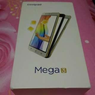 Brand New Coolpad Mega 3 (Triple SIM + SD Slot)