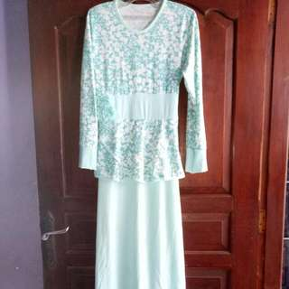 Long Dress Jersy Toska