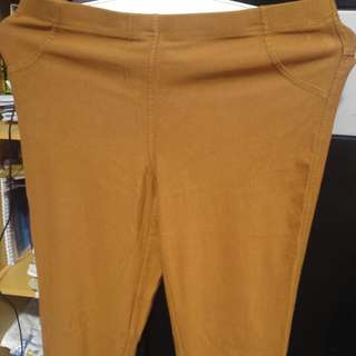 Rodeo Jegging Nude