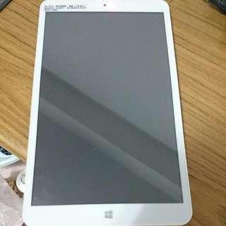 Yuda 8.9吋 雙系統平板電腦(windows10+android5.1)
