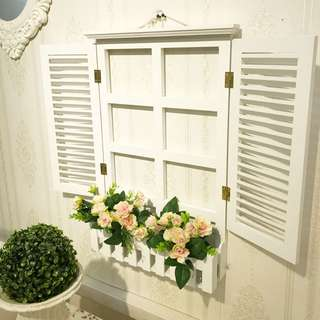 Country Style Window Planter