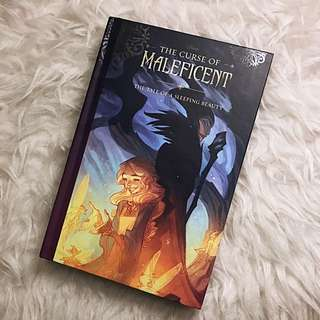 The Curse Of Maleficent (Hard Cover)