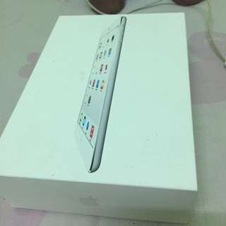 Box Ipad Mini 2 32gb .