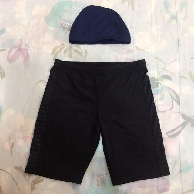 夏天到了~泳褲5折 泳褲 泳帽