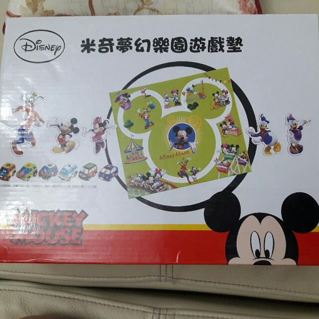 迪士尼遊戲墊