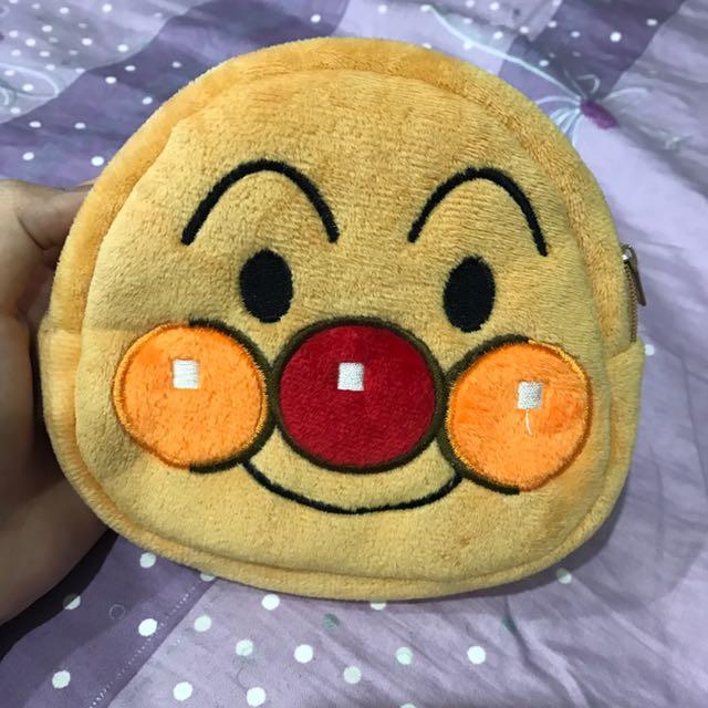麵包超人化妝包 隨身包 小包包