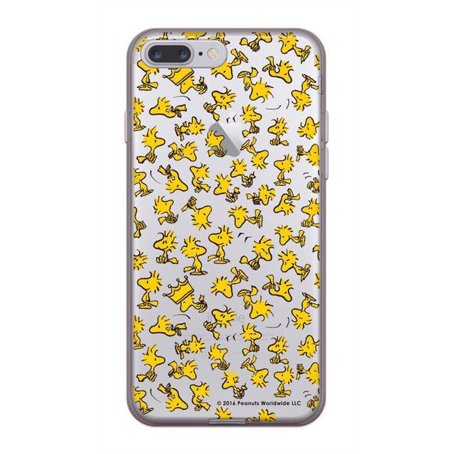 三星 s8/s7/s6/edge/note5 手機殼 Samsung 矽膠 史努比 Snoopy 卡通 伍茲塔克