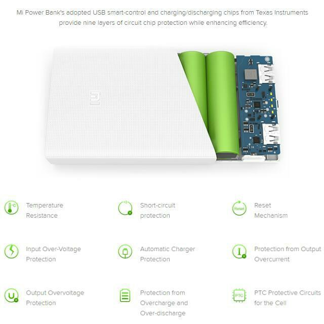 🆒 Xiaomi 20000 mAh Power Bank (QC3.0 Gen2)