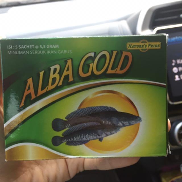 ALBA GOLD ALBAGOLD