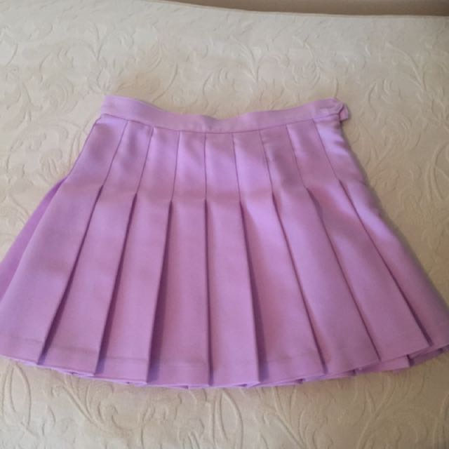 American Apparel Tennis Skirt Size M
