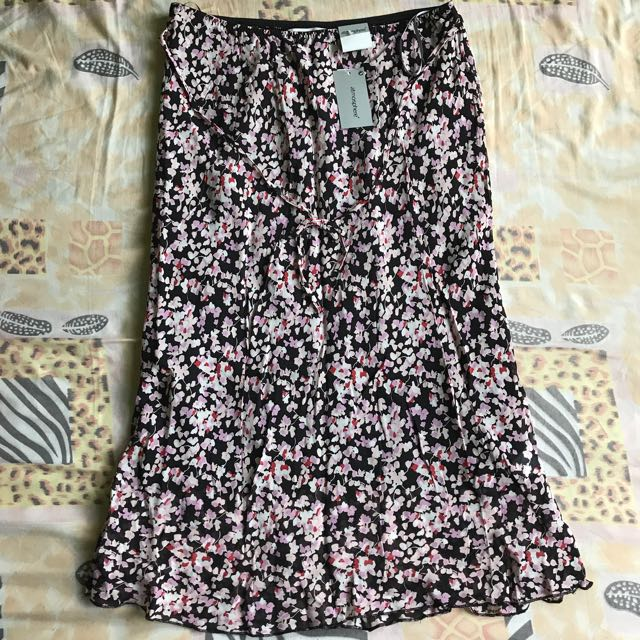 Atmosphere Floral Skirt
