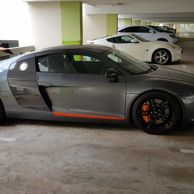Audi R For Year Lease Cars Vehicle Rentals On Carousell - Audi r8 lease