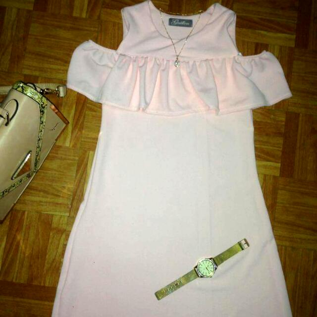Baby Pink Dress