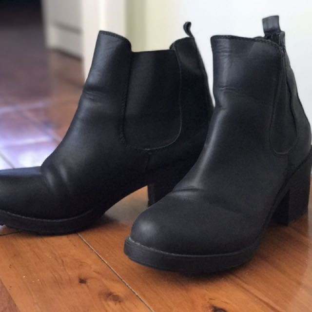 Betts 'Paramore' Boots