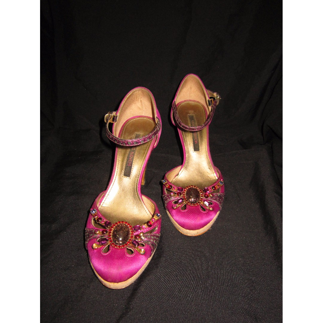 Beweled Shoes