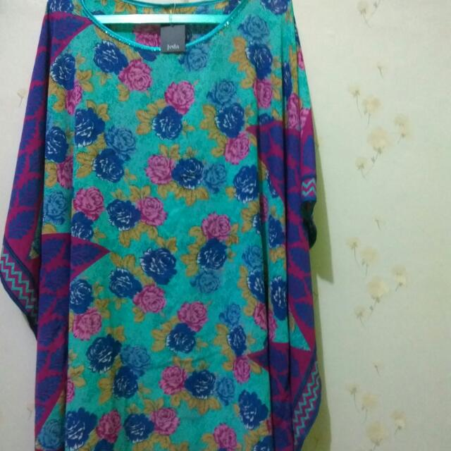 Blouse Flower Jeda Collection