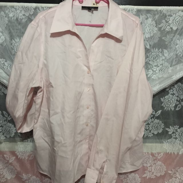 Blouse (pink)