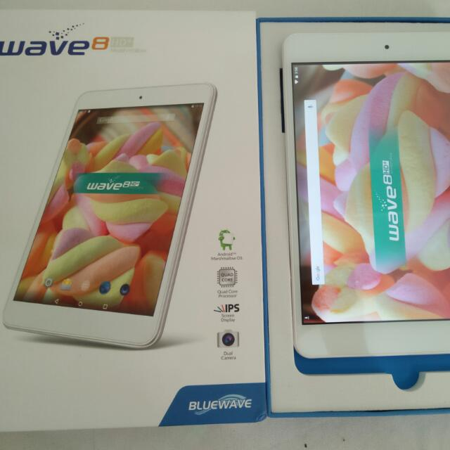 Bluewave 8 HD+ Marshmallow