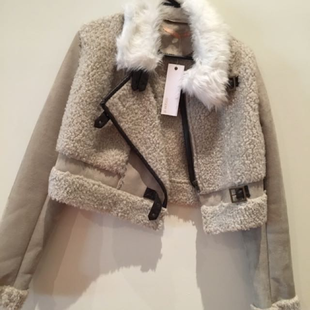 BNWT Cooper Street Clothing Warm Cute Coat RRP$150