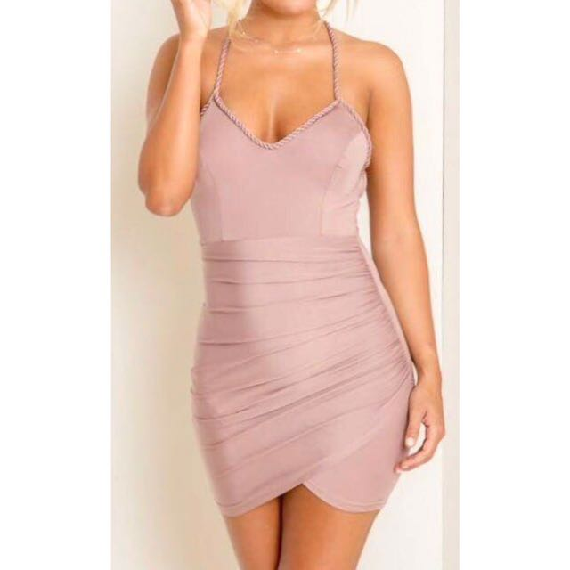 Bodycon Dress MOCHA