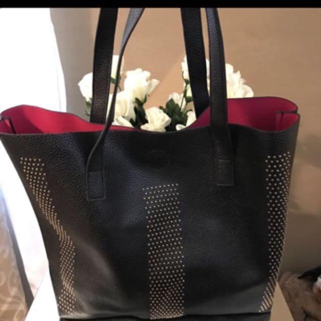 Brand New Black Tote Bag