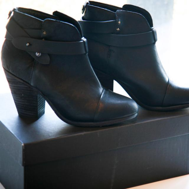 Brand New Rag & Bone Harrow Boots