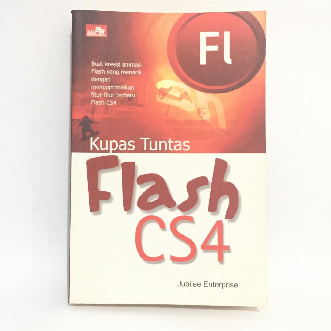 Buku Kupas Tuntas Flash CS4