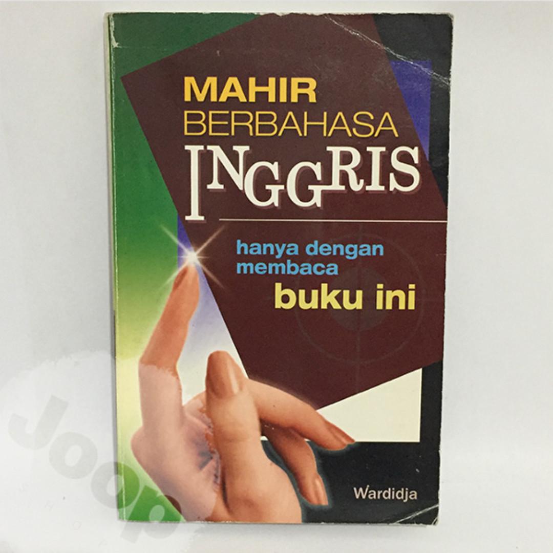 Buku Mahir Berbahasa Inggris
