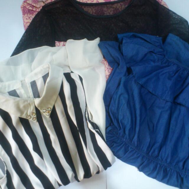BUNDLE OF DRESSES!!!