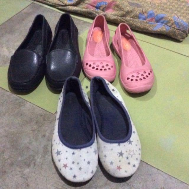 Bundle Of Shoes