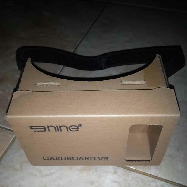 "[2nd] Samsung Cardboard VR Merk ""Nine"""