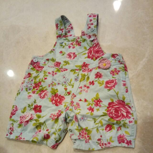 Celana Overall Sz 12month