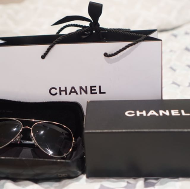 Chanel sunglassess