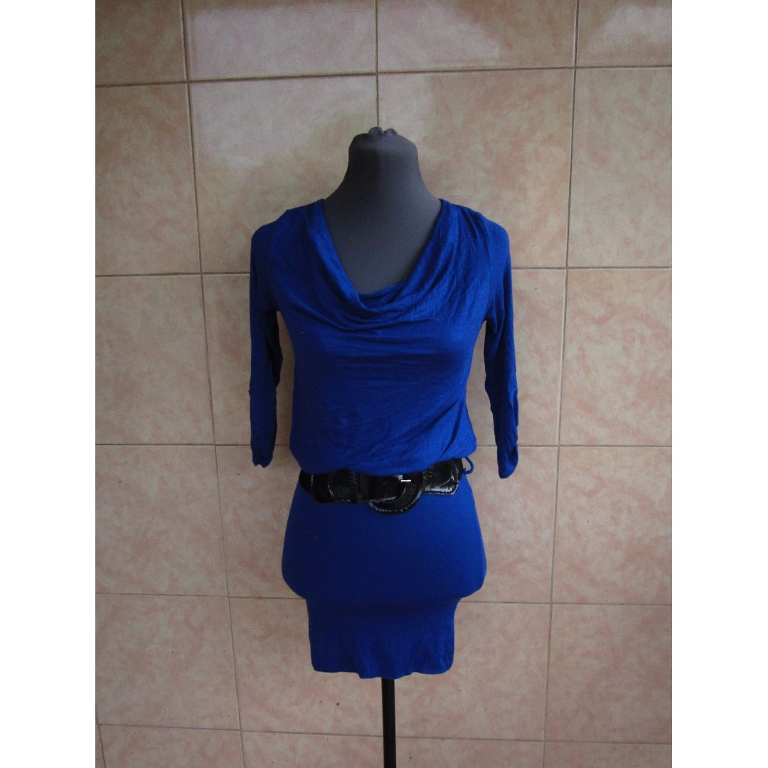 CHARLOTTE RUSSE Long Top / Mini Dress