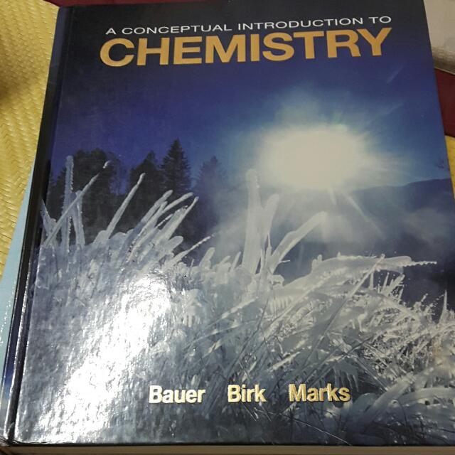 CHEMISTRY化學課本