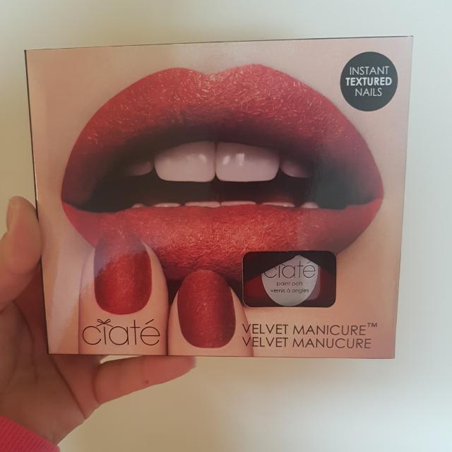 Ciaté Velvet Manicure Set