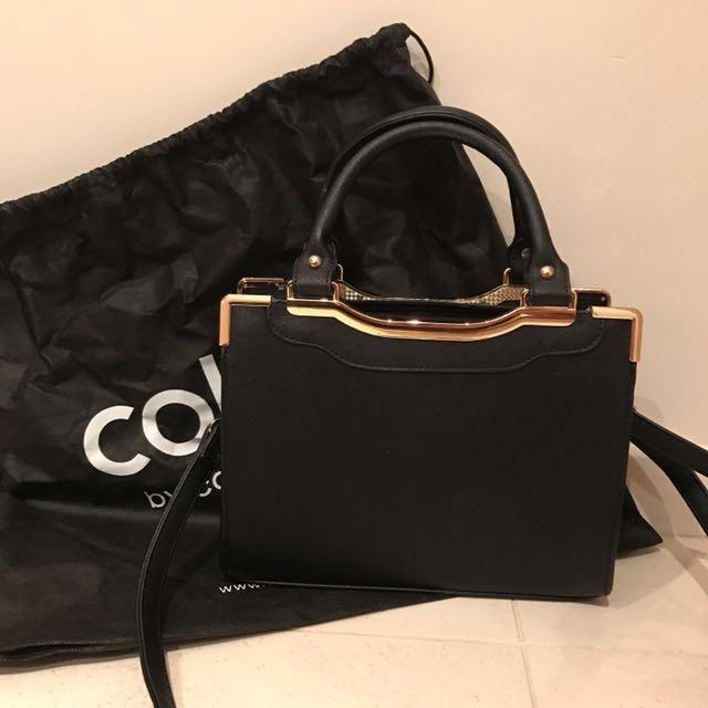 Colette Black Shoulder Bag