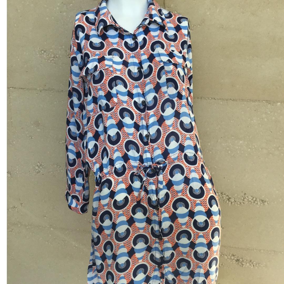 Coop Shirt dress