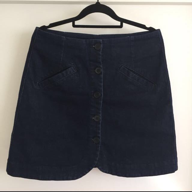 Country Road Denim Skirt