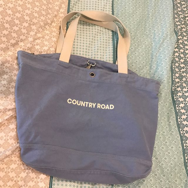 Country Road Overnight/Beach Bag