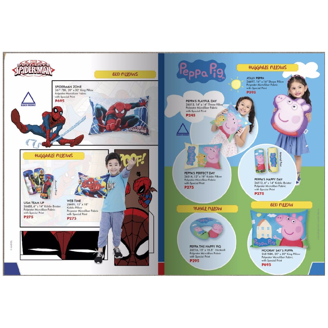 Dakki Item (Spiderman, Transformer, Peppa pig)