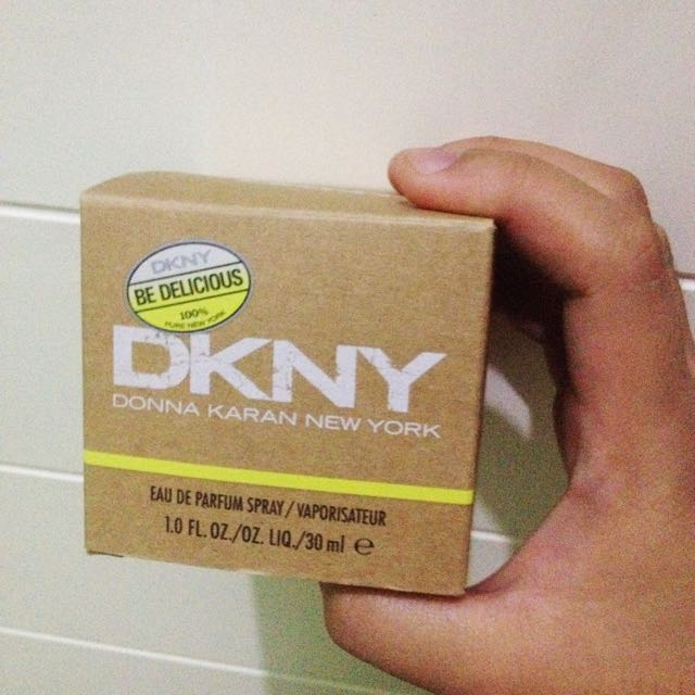 DKNY EAU DE PARFUM SPRAY