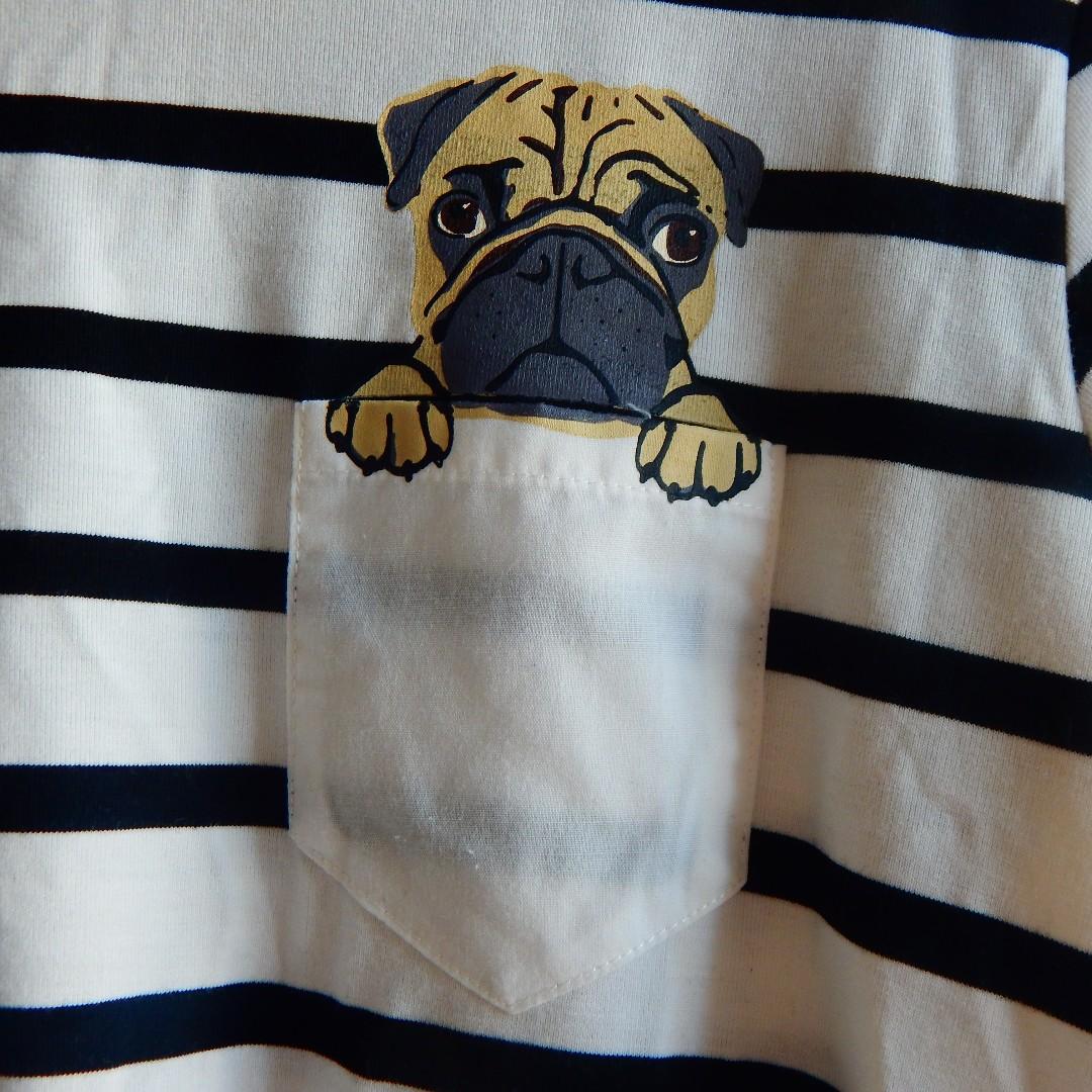 Dog Pocket Tee