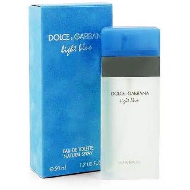 Dolce & Gabbana Light Blue 100ml (Women's)