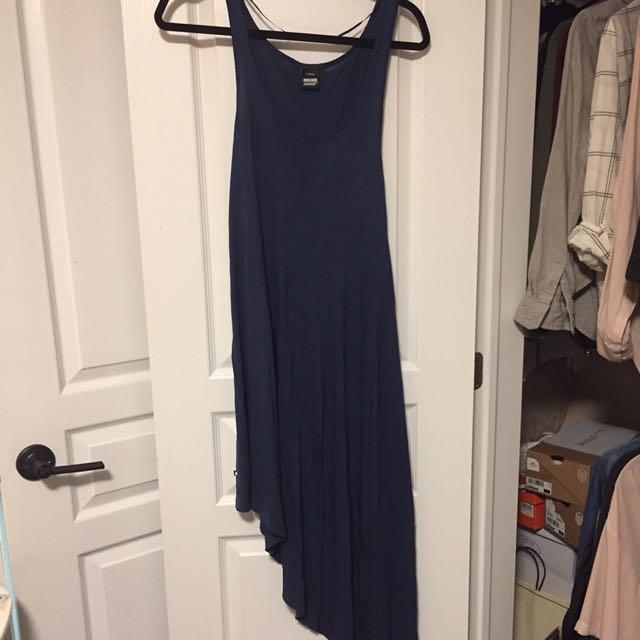 Dr Denim Blue Maxi Dress
