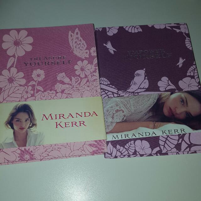 Empower Yourself And Treasure Yourself MIRANDA KERR BOOKS